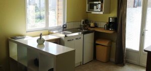 The Guesthouse kitchenette
